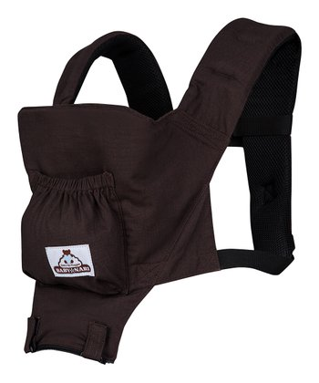 Chocolate Brown Baby Hip Hugger Eco Plus
