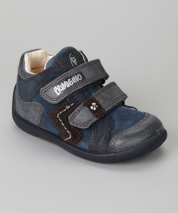 Denim Blue Santaigo Sneaker