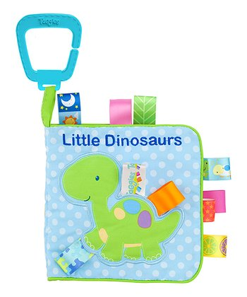 Little Dinosaurs Storytime Softies Book