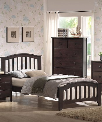Espresso Tatum Twin Bed