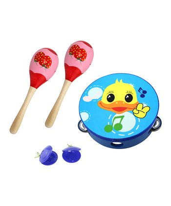 Duck Toy Instrument Set
