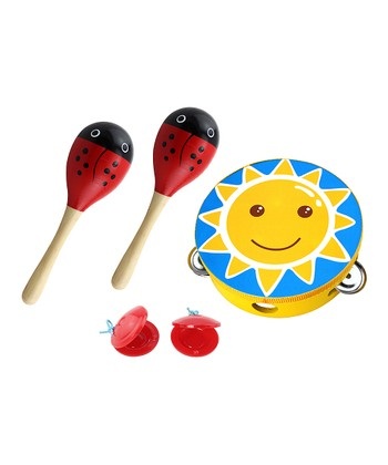 Sunshine Toy Instrument Set