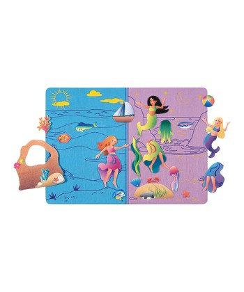 Merry Mermaids Felt Tale Set