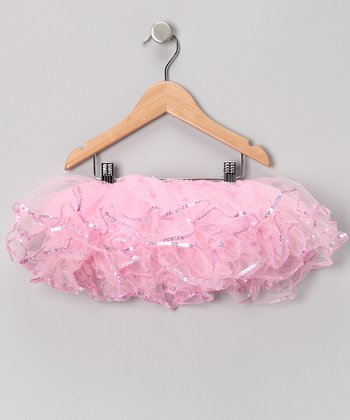 Light Pink Sequin Tutu