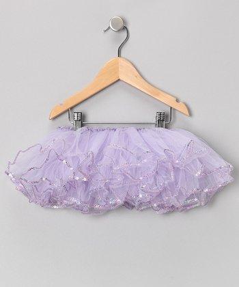 Lavender Sequin Tutu
