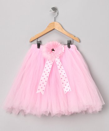 Light Pink Daisy Tutu