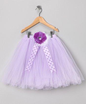 Purple Daisy Tutu