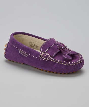 Purple Moccasin