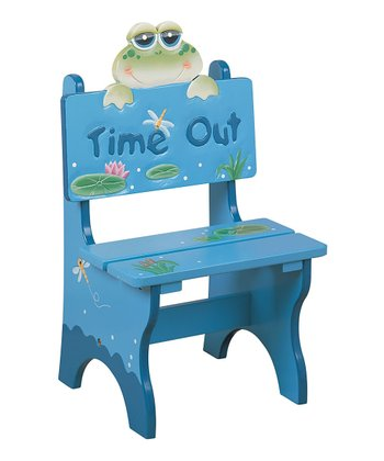 Frog 'Time Out' Chair