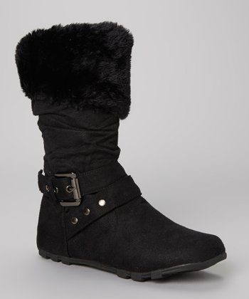 Black Bella 3 Boot