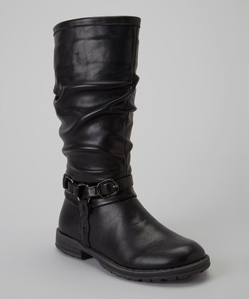 Black Stella Boot