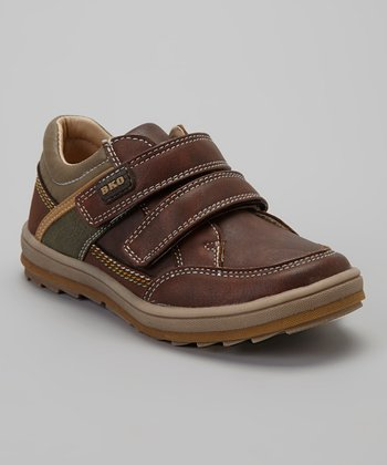 Brown Gaby Shoe