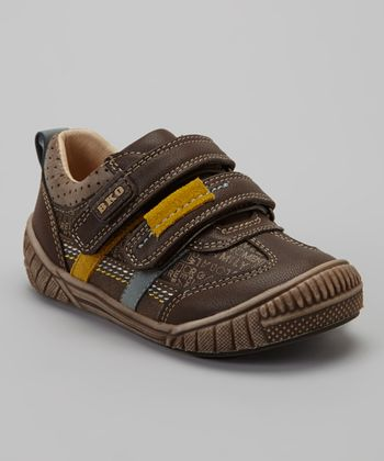 Brown Trevor Shoe