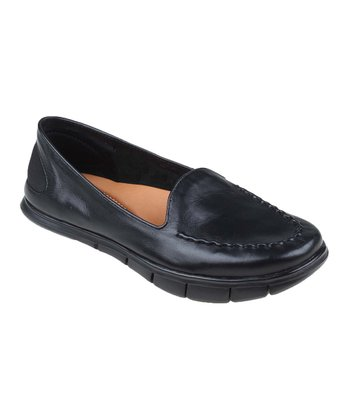 Black Dally Loafer