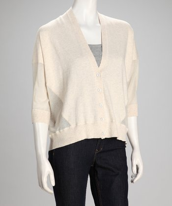 Sand & Canvas New Mercer Linen-Blend Cardigan - Women