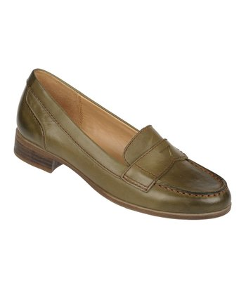 Viney Green June Loafer