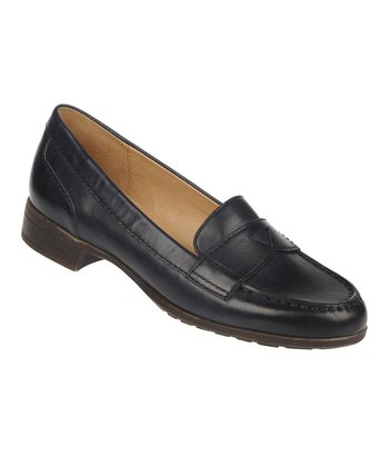 Inky Navy June Loafer