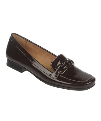 Oxford Brown Rina Loafer