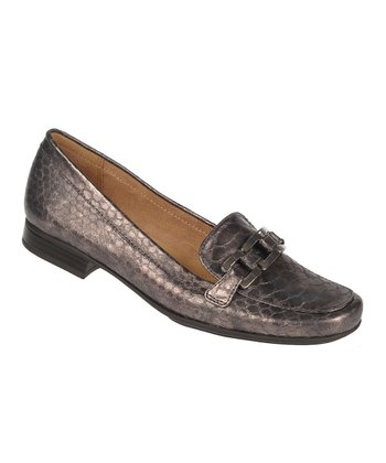 Pewter Rina Loafer