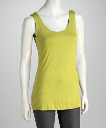 Cocoa & Lime Reversible Tank