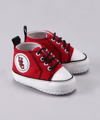 Campus Gear Red South Carolina Sneaker - Kids
