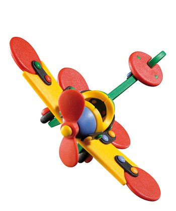 Small Dragonfly Plane Construction Kit