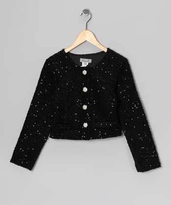 Black Dark Beauty Jacket