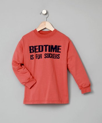 Bedtime Long-Sleeve Tee - Toddler & Boys