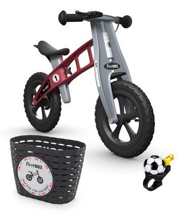 Red CROSS FirstBIKE Set