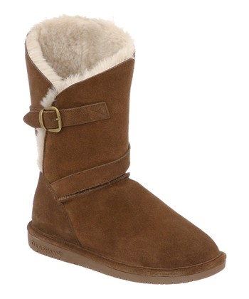 Hickory Suede Tatum Boot - Women