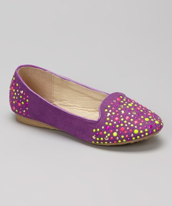 Purple Chimeri Loafer