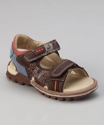 Brown Aragon II Sandal