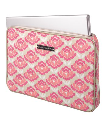Flowering Firenze Carried Away Laptop Sleeve