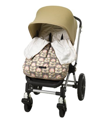 Oslo-in-Bloom Stroll Stroller Cover