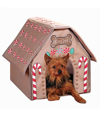 Gingerbread  Pet House