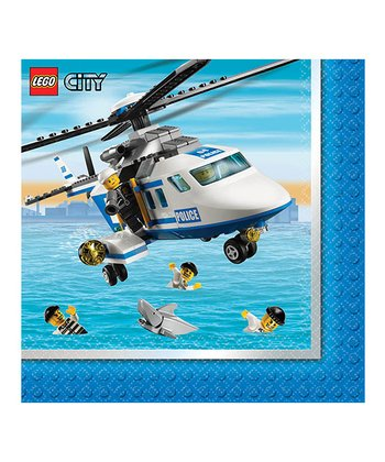 LEGO Luncheon Napkin - Set of 32