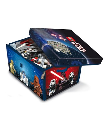 LEGO Star Wars ZipBin Storage Toy Box
