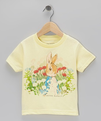 Banana Peter Garden Tee - Toddler & Girls