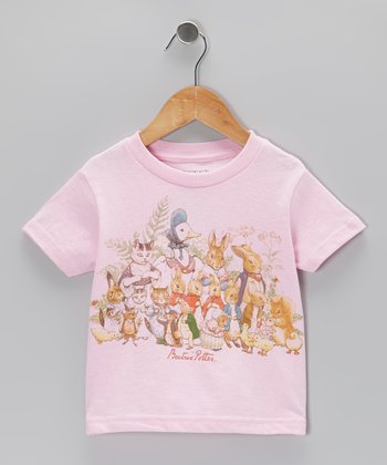 Pink Group Shot Tee - Toddler & Girls