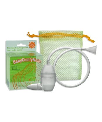 Crystal Nasal Aspirator Kit
