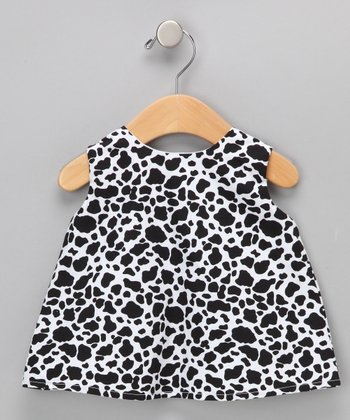 Cow Swing Top - Infant & Toddler