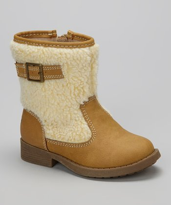 Brown Effie Boot