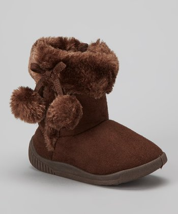 Brown Haylster Boot - Kids