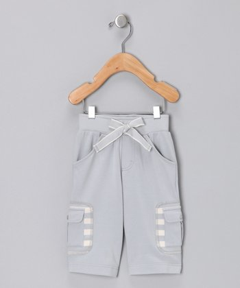 Blueberry Crumble Cargo Pants - Infant & Toddler