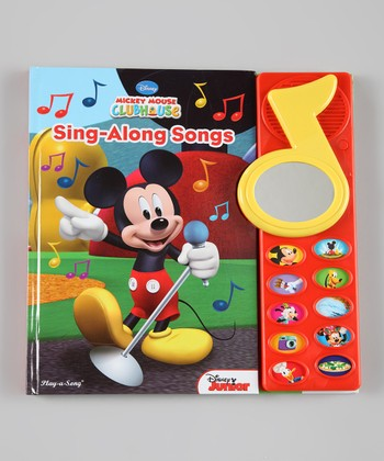 Sing-Along Songs Sound Hardcover