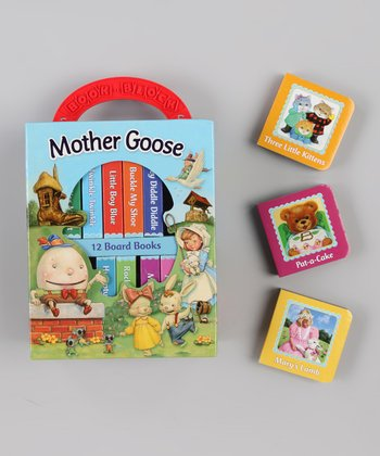 My First Library: Mother Goose Board Books