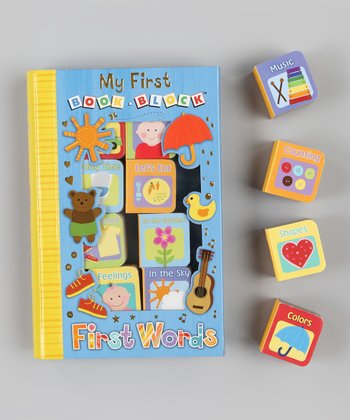 My First Books: First Words Board Books