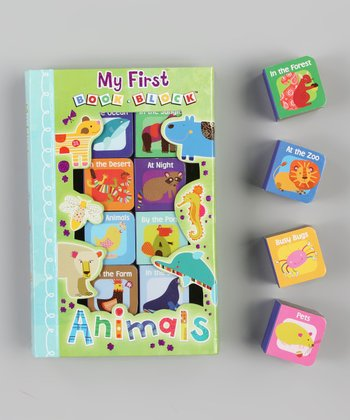 My First Books: Animals Board Books