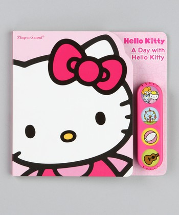 Hello Kitty: A Day with Hello Kitty Sound Board Book