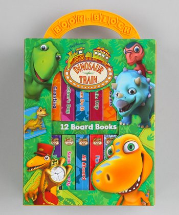 Dinosaur Train Board Book Set